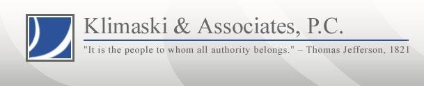 Klimaski & Associates, P.C.